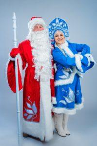 Дед Мороз и Снегурочка в Томске заказать